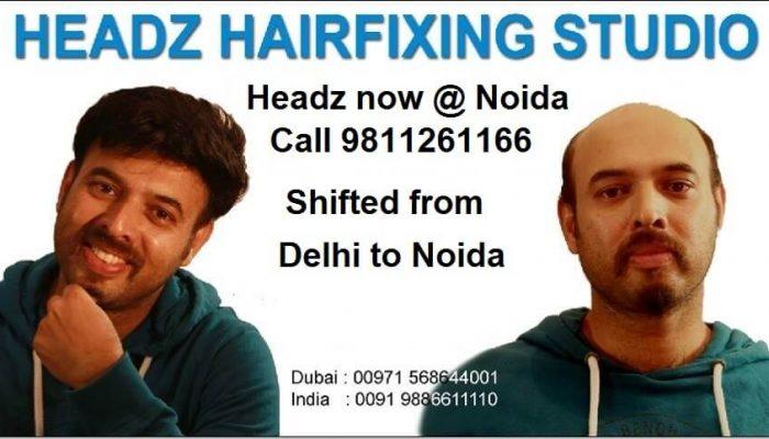 hair fixing in delhi
