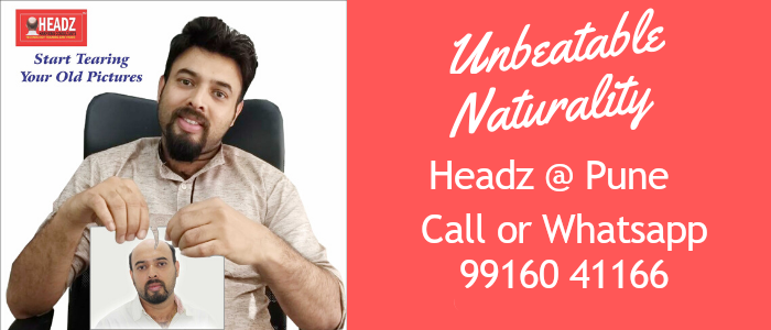 hair fixing in pune